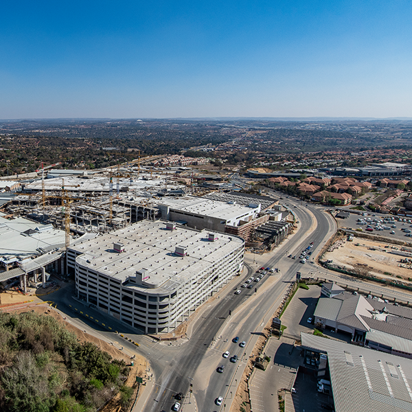 Fourways Mall, Johannesburg - Afrique du Sud